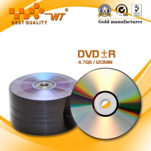 Non-Printing Blank DVD-R 4.7GB 16x with Shrink Wrap Pack (DVD-R)