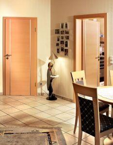 Flush Interior Doors, Oak Veneered Painted Bedroom Doors, Rest Room Doors pictures & photos