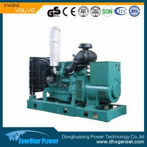 106kw Volvo Penta Engine (TAD532GE) Diesel Generator for Sale