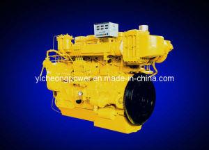 300HP, 370HP, 410HP, 450HP Marine Diesel Engine (1000, 1200, 1300, 1450RPM)