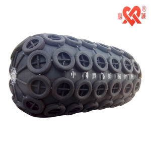 Natural Rubber Boat Fender Used for Ship Protection pictures & photos