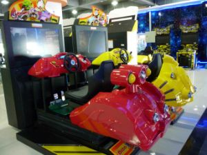 Game Machine Arcade Game Machine (NC-GM103) pictures & photos