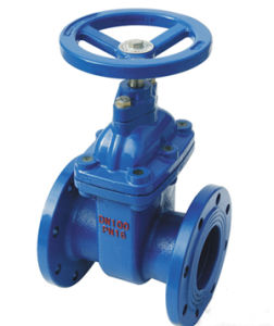 Pn16 Non Rising Stem Resilient Gate Valve pictures & photos