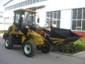 Competitive 1.2 Ton Wheel Loader, Wheel Loader China Manufacturer with CE (Zl12 F) pictures & photos