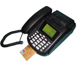 Kmy GSM/GPRS Paypment POS Terminal With Built-in Thermal Printer pictures & photos