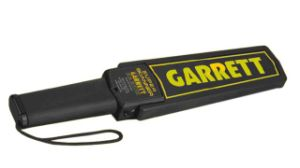 Superscanner Hand-held Metal Detector (GARRETT)