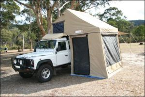 Caravan Roof Top Tent Outdoor Camping pictures & photos