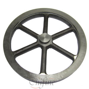 Customized High Quality Casting Flying Wheel pictures & photos