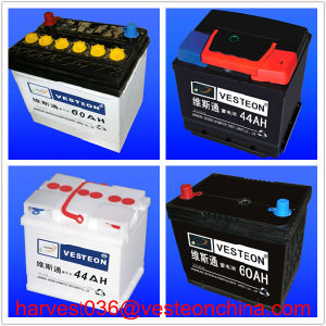 Cheap Car Battery with CE, ISO N50 N70 12V70A pictures & photos