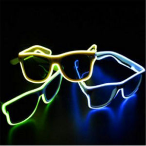 Neon Party LED EL Wire Glasses pictures & photos