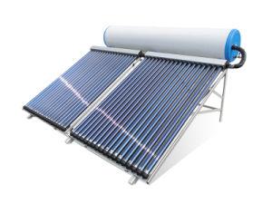 Splite High Pressure Heat Pipe Solar Water Heater pictures & photos