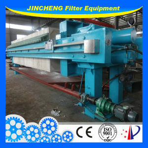 Automatic Membrane Filter Press Designed for Different Minging Concentrate Filtering (XMJY870-30U)