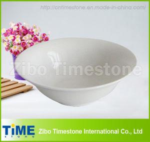 """4pc 7"""" New White Porcelain Soup Bowl Set pictures & photos"""