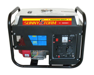2kw Gasoline Generator Set (High Frame) pictures & photos