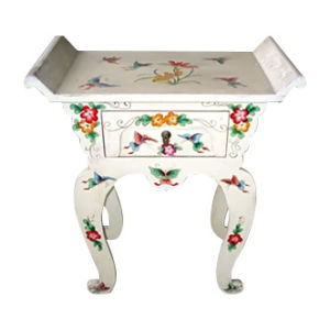 Chinese Antique Furniture Classical Side Table Lwd222 pictures & photos