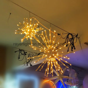 New Year Decoration LED Sparkle Balls for Holiday Lights pictures & photos
