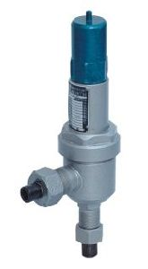 Pressure Vessel Spring Type Safety Relief Valves- Pressure Control Valve pictures & photos