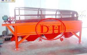 Rotary Screen, Trommel Screen