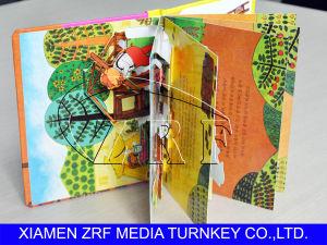 Fashion Printing Cartoon Folding Books pictures & photos