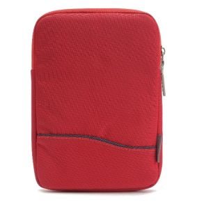 Hot Soft Nylon Red Function 10′′ Laptop Sleeve pictures & photos