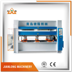 PLC Hot Press Machine for Veneer pictures & photos
