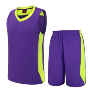 New Style Wholesale Custom Latest Basketball Jersey Design pictures & photos