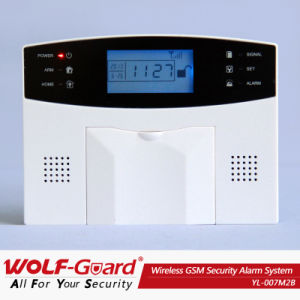 GSM Wireless Home Security Alarm System - Auto-Dial (YL-007M2B) pictures & photos