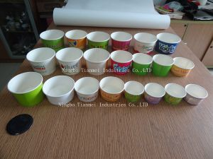 Ice Cream Cup, Paper Cups pictures & photos
