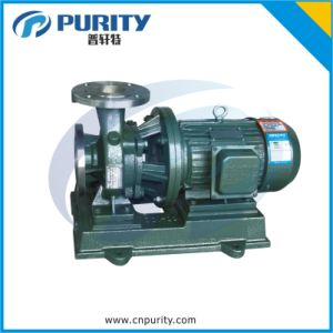 Horizontal Ss304 Chemical Pump