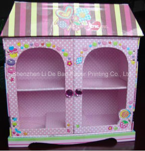 Color Paper Box /Packaging Box(LDB-LL08)