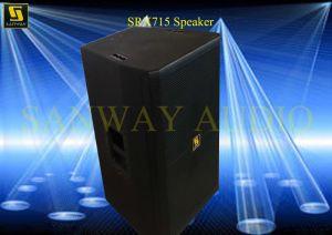 Karaoke 15′′ Amplified Speaker (SRX715) pictures & photos