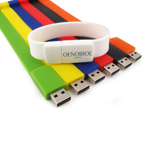 USB 2.0 Bracelet USB Flash Drive pictures & photos
