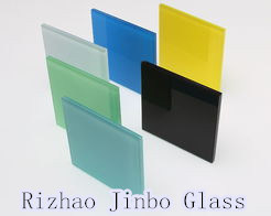Clear and Color Laminated Glass/Safety Glass for Building (JINBO) pictures & photos