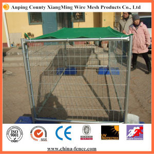 Galvanzied Steel Wire Mesh Rubbish Cage for Construction Site pictures & photos