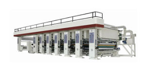 Wide-width Group type Gravure Machine Type (XYAY-E Series)