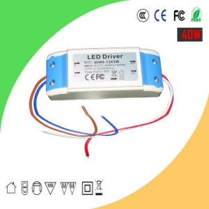 Constant Current CE Approval 12-24*2W 28-112V LED Driver Supply LED Down Light Power Driver