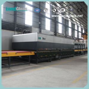Landglass Forced Convection Flat Glass Toughening Machine pictures & photos