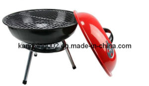Apple Design BBQ Grill (Kx-8004)