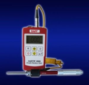 Portable Leeb Hardness Tester (HARTIP2000D/DL two-in-one probe)) pictures & photos