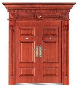 Steel Bisect Door (FXFT-B0152) pictures & photos