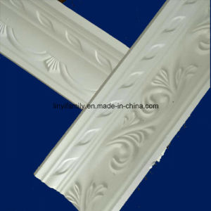 Machine Made Plaster Cornice with Reinforced Glassfiber pictures & photos