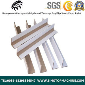 Kraft Paper Strong Clean Paper Laminated Angle Board Protector pictures & photos