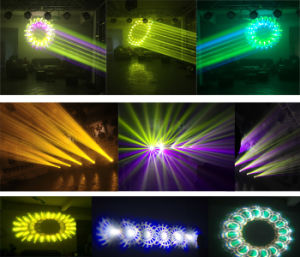 Professional 230W 7r Beam Moving Head Lighting for Stage (HL-230BM) pictures & photos