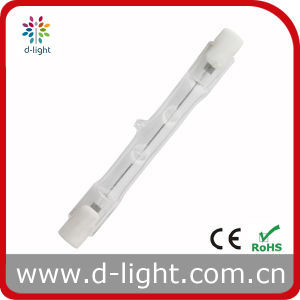 80W 120W 160W R7s J78 Halogen Linear Bulb pictures & photos