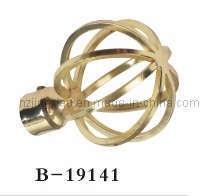 19mm Curtain Finial (B-19141)