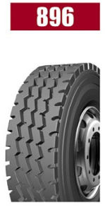 Heavy Load Brand Radial Truck Tire 896