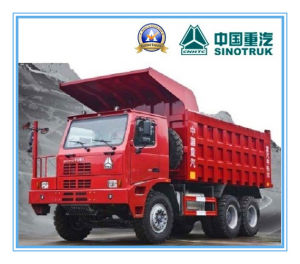Hot Selling 371HP Cnhtc / Sinotruk HOWO 6X4 Tipper Truck Mining (ZZ5707S3840AJ) pictures & photos