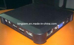 Mini PC Utc90I Network Terminal with 3 USB & Windows 7 Support