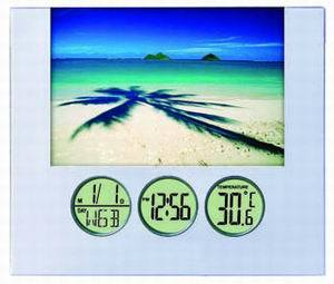 LCD Clock (SLT-50061)