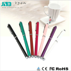Jsb 2014 Latest Patent E Cigarette Model Vapor Pipes with Smart Switch 900mAh